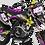 Thumbnail: Kit Deco Perso ROCKSTAR Édition Limitée KA19F rose