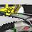 Thumbnail: Kit Deco Perso ROCKSTAR Édition Limitée KA19B vert