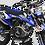 Thumbnail: Kit Déco Perso yamaha FACTORY ENERGY KA33E bleu