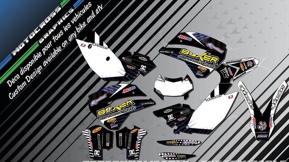 """BOXER CA1H"" Graphic kit HUSABERG FE Series"