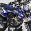 Thumbnail: Kit Déco Perso Husqvarna FACTORY ENERGY KA33I2 bleu/noir