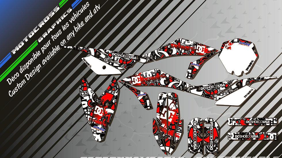 """DC B&W KA15A"" Kit Déco Perso 65 CR 12-14"