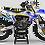 """Thumbnail: Kit Deco Perso """"FMR FACTORY KA13D"""" jaune"""