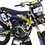 Thumbnail: Kit Deco Perso ROCKSTAR Édition Limitée KA19E bleu