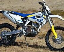 CUSTOM GRAPHICS FE - TE 250 2002 - 2015