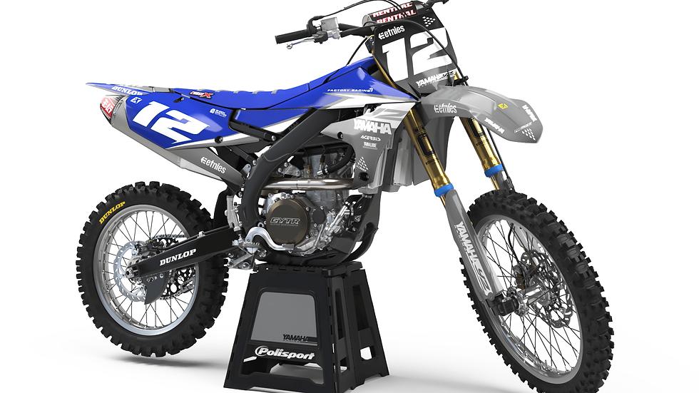 Custom dirt bike Graphics kit yamaha PROX