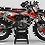 Thumbnail: Kit Déco Perso suzuki FACTORY ENERGY KA33D4 rouge