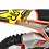 Thumbnail: Kit Deco Perso ROCKSTAR Édition Limitée KA19C orange