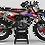 Thumbnail: Kit Déco Perso yamaha FACTORY ENERGY KA33E2 rouge/bleu