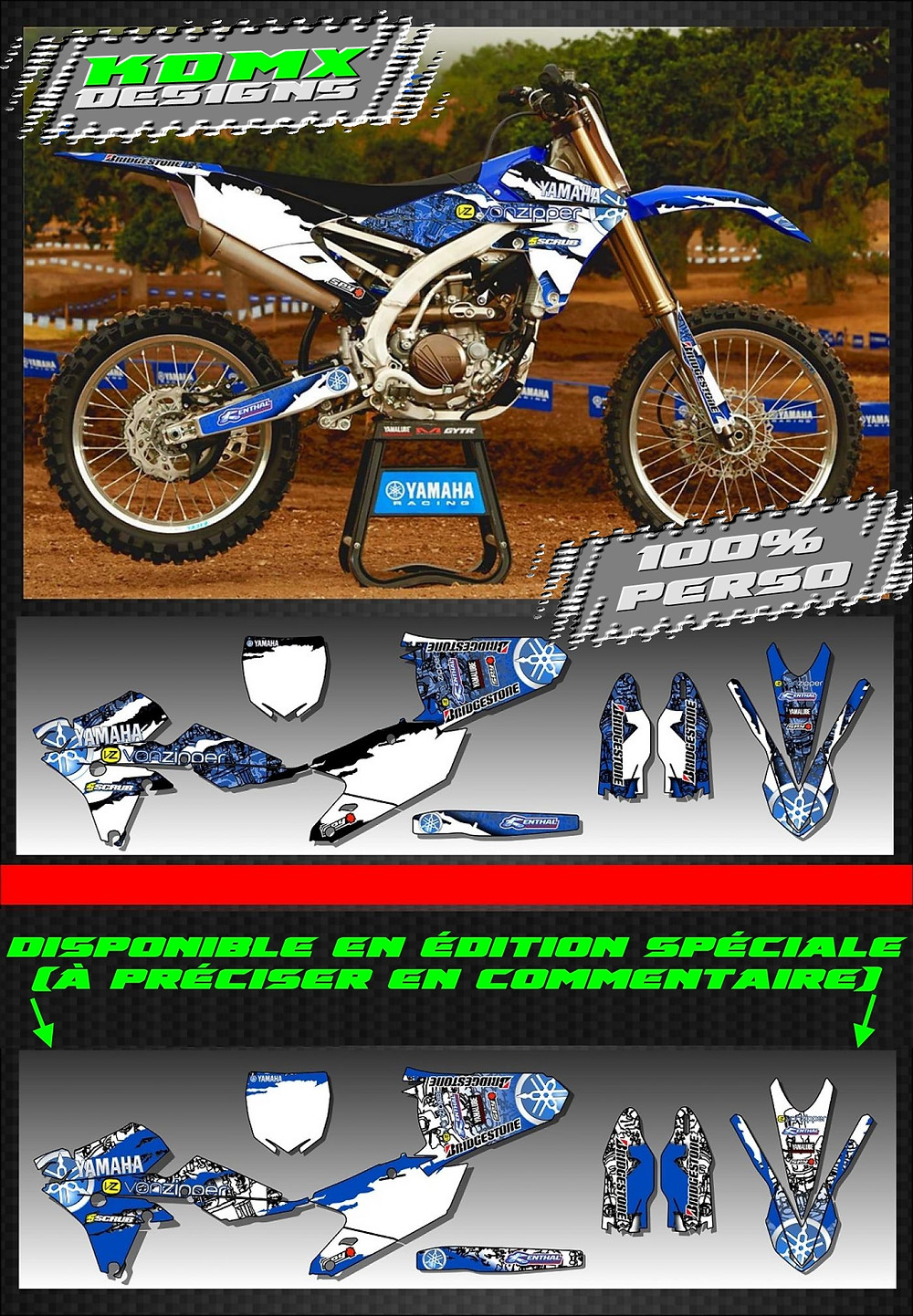 kit deco motocross