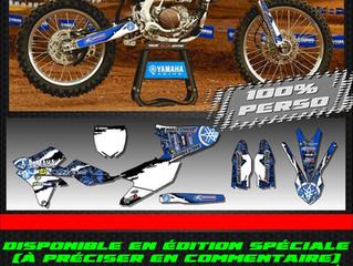 Que faut- il savoir avant d'acheter un kit déco pour motocross, quad ou enduro ?