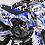 "Thumbnail: Kit Deco Perso ""FOX KA9E"" bleu"