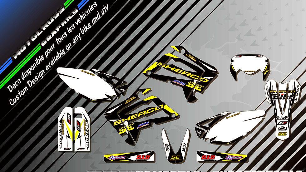 """Factory Black Edition KA10FB"" Kit Déco Perso SE 05-16"