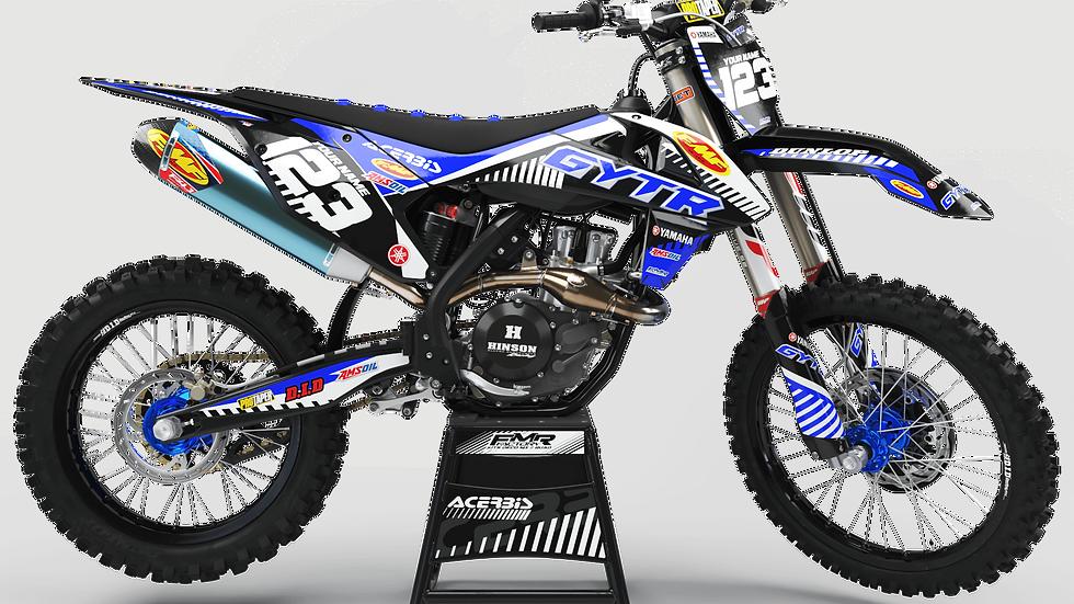 Kit Déco Perso GYTR KA12E yamaha