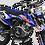 Thumbnail: Kit Deco Perso HONDA FACTORY ENERGY KA33A2 bleu/rouge