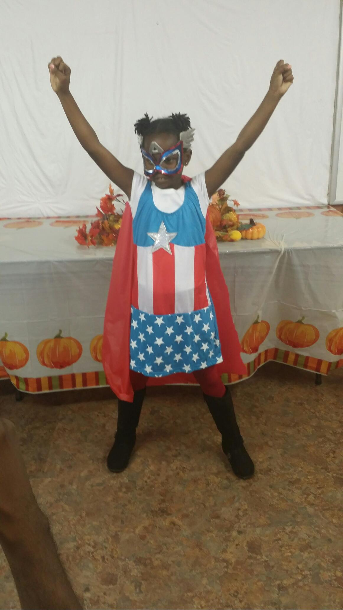 Fall Carnival 2014-Super Hero