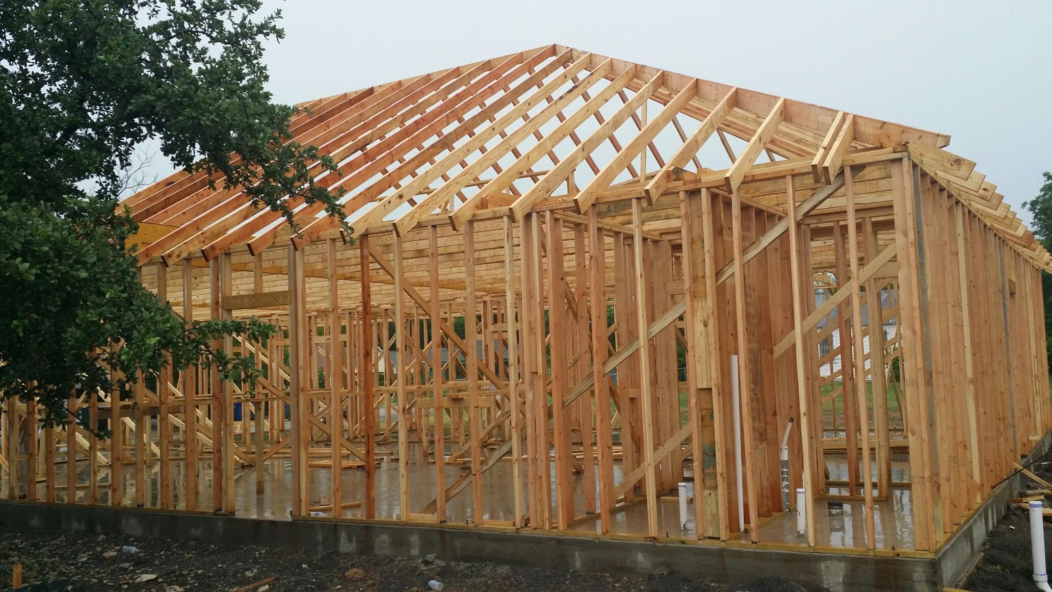 Frame & Roof