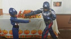 Fall Carnival 2014-Super Hero
