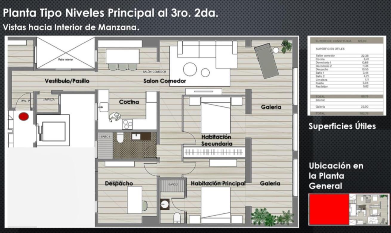 Principal Floor