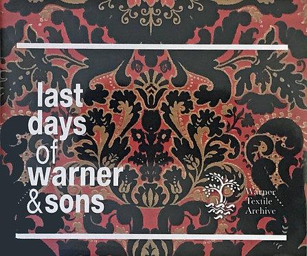 Last Days of Warner & Sons DVD