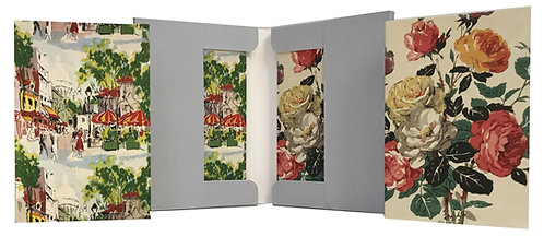 Painted Sketches Notecard Set - pack of six