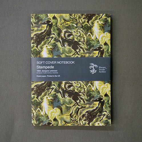 A5 Stampede Notebook