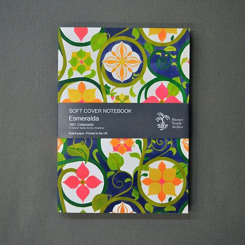 A5 Esmeralda Notebook