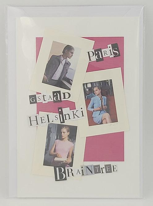 Braintree Exclusive Card