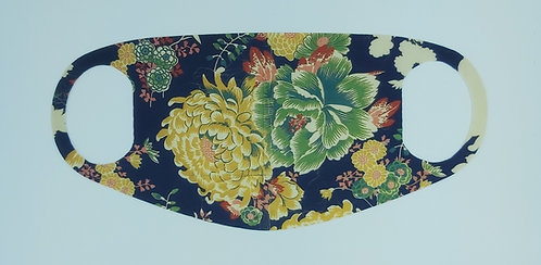 Archive Facemask Kimono