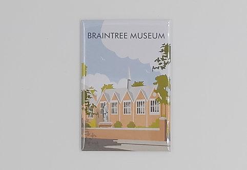 Braintree Museum Magnet