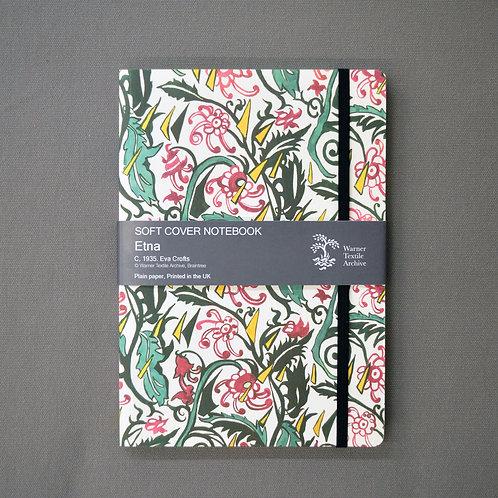 A5 Etna Notebook