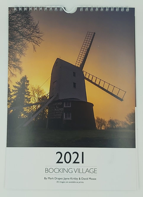 Bocking Village Calendar 2021
