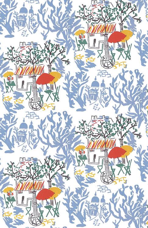 Rouen Tea Towel