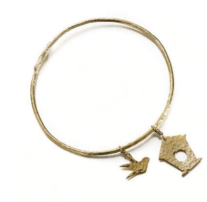 Bird Box Bangle