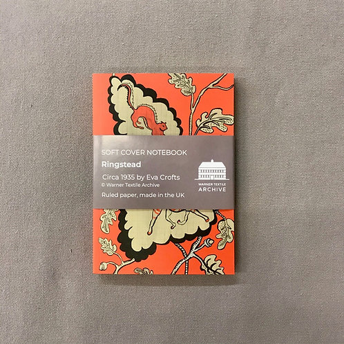 A6 Ringstead Notebook