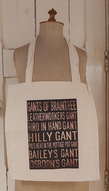Gants of Braintree Tote Bag