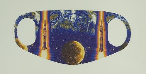Archive Facemask Lunar Rocket