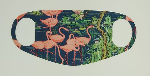 Archive Facemask Flamingo's