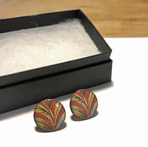 Aquitaine Stem Earrings