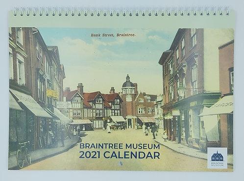 Braintree 2021 Calendar