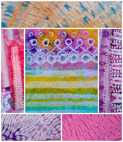 Shibori Dyeing Workshop - Postponed till 2021