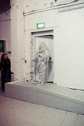 ida grimsgaard, der pfeil, Dublin live art festival