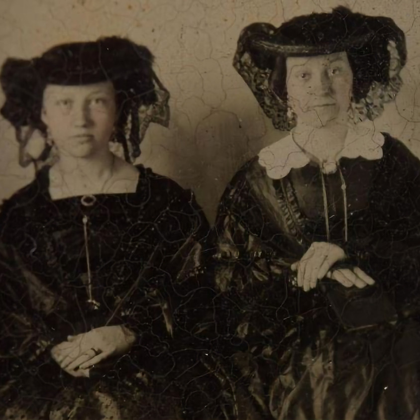 Victorian Mourning Customs - Lifting the Veil off Inherited Family Treasures