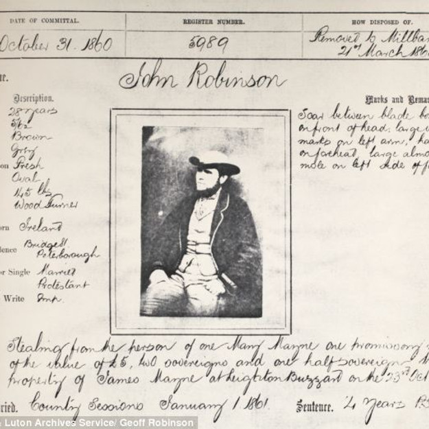 Crime, Prison, and Punishment: Researching UK Criminal and Prisoner Records online and at the National Archives