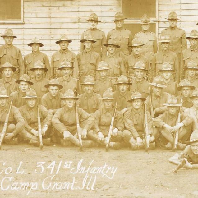 Tracing your World War I Illinois Ancestors