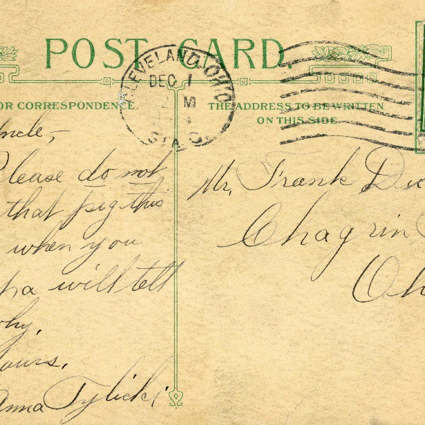 Adventures with Lost Postcards: Using eBay, Etsy, Craigslist, and CardCow to Break Down Genealogical Brick Walls