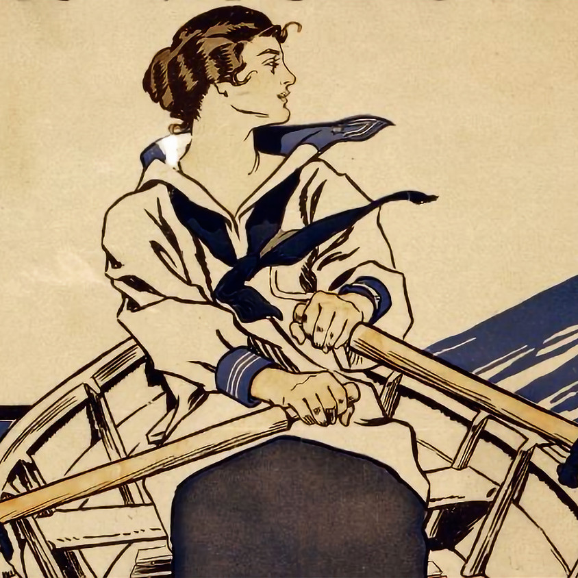 Every Girl Pulling for Victory - Suffrage and Service During the Great War