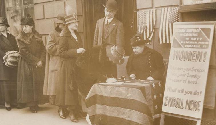 suffrage line.JPG