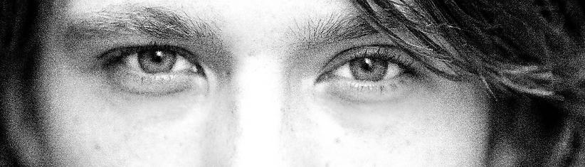 Thomas Adisi, eyes, Thomas Adisi eyes