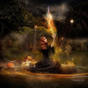 書摘分享:喚醒女巫的使命